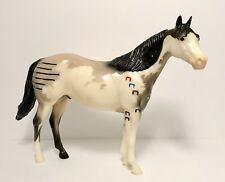 Peter Stone Ideal Stock Horse ISH_Chief Crazy Horse_Rare & Retired_UNUSUAL_L00K