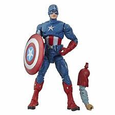 """Avengers Marvel Legends Series Endgame 6"""" Collectible Action Figure Captain A..."""