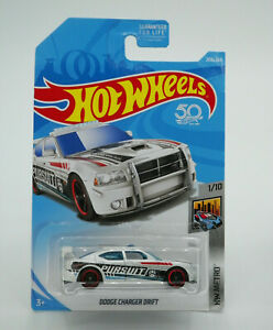 Hot Wheels HW Metro DODGE CHARGER DRIFT 2017 New Free Shipping