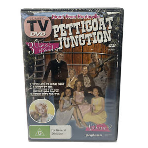 Petticoat Junction Volume 2 Direct From Hooterville 3 Classic Episodes DVD