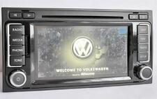 NEW_V14 2017 VW RNS510 LED_DAB_SW5274 Touareg Transporter T5 Multivan navigation