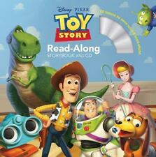 Toy Story Read-Along Storybook and CD: By Disney Book Group