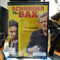Schneider Vs Bax DVD 2016 ExLibrary free shipping dutch with English Subtitles