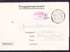 8975 Germany(Poland),1940,War prisoner letter from camp Oflag IIA to Krakow