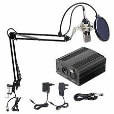 Tonor Professional Condenser Microphone XLR to 3.5mm Podcasting Studio Recording