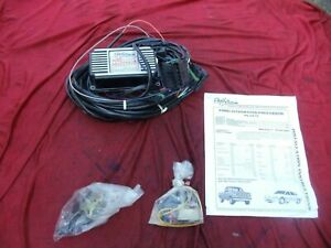 Dual Curve Ignition Box Fuel Systems - Ford Integrated Processor - 5910 MSD