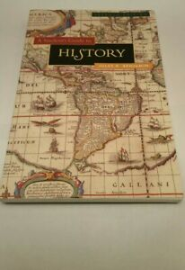A Student's Guide to History by Benjamin, Jules R. Seventh Edition