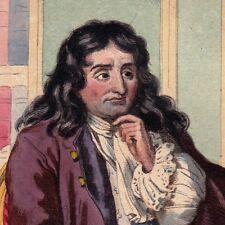 Jean De La Fontaine Poète Moraliste Fabuliste Château Thierry Mme De La Sablière