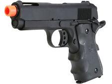 New listing  SRC SRV-10 Compact 1911 Style Gas Blowback Airsoft Gun 6mm BB Pistol [BLACK]
