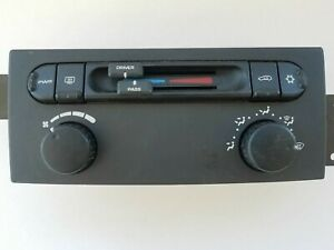 2004 2005 2006 chrysler pacifica A/C HEATER CLIMATE CONTROL OEM P0500546AA
