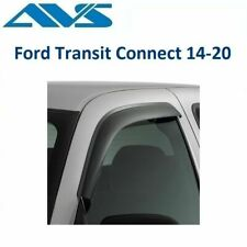 AVS 2-Pc Smoke Front Side Window Deflectors For Ford Transit Connect 14-20-92541