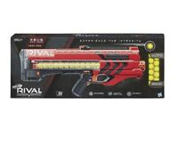 Brand New Nerf Rival Zeus Blaster MXV-1200 - Red