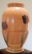 Red Poole Decorative & Ornamental Pottery Vases