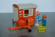 """Playmobil """"Construction shed"""" 1976/82 (3207)"""