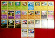 Complete Common Roaring Skies Set - 26x Pokemon Cards - New Mint Condition