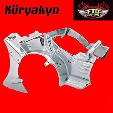 Kuryakyn Chrome Engine Case Covers for VTX1800 7704