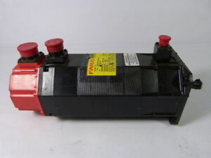 Fanuc A06B-0314-B106-R AC Servo Motor 2000RPM 120V 5.90Nm 5.8A ! NOP !