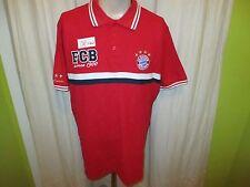 """Fc Bayern Munich original fc bayern señores polo-camisa """"FCB since 1900"""" talla L nuevo"""