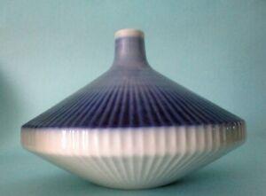 The ultimate West German Pottery Retro, Vintage, Mid Cent. KPM Berlin UFO Vase