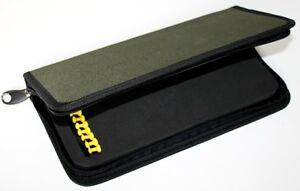 Stiff Rig Wallet Vorfach-Tasche mit 20 Pins Rig Board Carp Rigtasche Combirig