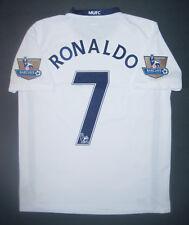 2008-2009 Nike Manchester United Cristiano Ronaldo Short Sleeve Jersey Shirt Kit