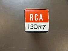 13DR7 RCA VINTAGE VACUUM TUBE, (NEW IN BOX / NEW OLD STOCK)