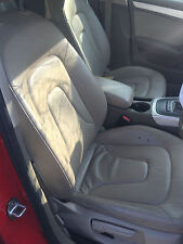 AUDI A4 B8 AVANT LEATHER SEATS 2008-2014