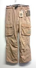 RHYTHM Men's NELSON WATSON Snow Pants - Brown - Large - NWT