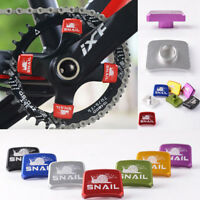SNAIL MTB Bike Chainring Bolts Crankset Screws Square Cycling Chainwheel Nails