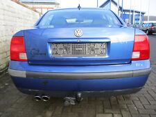 Stoßstange hinten VW Passat 3B Limousine FJORDBLAU LR5V Stoßfänger blau