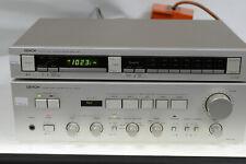 Denon PMA-750 Vintage Hifi Stereo Amplifier with TU-750S Precision Audio Tuner