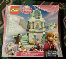LEGO Frozen Disney Princess Elsa's Sparkling Ice Castle 41062 Anna Olaf