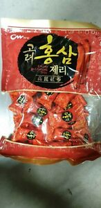 CW Korean Red Ginseng Extract Jelly Korea Hard Jelly 460g peacock