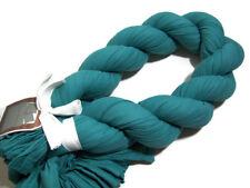 West Elm Aqua Marine Blue Wrinkled Crinkle Plisse Cotton King Duvet Cover New