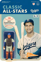 Mlb Classic Reaction Figure - Roy Campanella (Toy New)