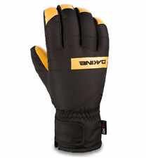 Dakine Nova Ski Snowboard Gloves - 01300325 - Black/Tan (30% Off)