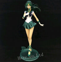 Anime Sailor Moon Neptune Kaiou Michiru PVC Acción Figura Figurilla