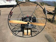 Powered Paraglider, Paramotor, Paratoys, Back Pack fan for personal flight