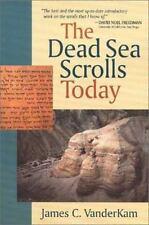 the DEAD SEA SCROLLS TODAY - EERDMANS PUB - by JAMES C. VANDERKAM