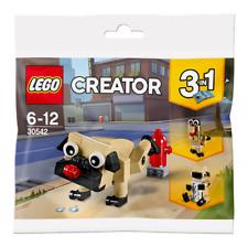 LEGO 30542 - Creator: Basic Model - Cute Pug - Poly Bag - NEW