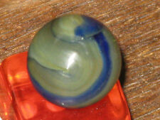 Abalone ~ Pea Green & Blue Opal Vintage Alley Agat