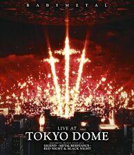 BABYMETAL LIVE AT TOKYO DOME Regular Edition 2 Blu-ray Japan