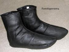 Leather Socks Genuine Size 5, 7, 37, 39 Islamic Muslim Pray Shoes Kuffain Masah