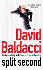 Split Second by David Baldacci (Paperback, 2004)
