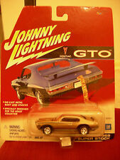 Johnny Lightning Pontiac GTO 1969 Super Stock