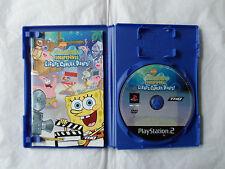 Playstation 2 Sponge Bob Square Pants, Light Camera PANTS, PAL