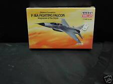 F-16A FIGHTING FALCON  - WARPLANES OF THE WORLD