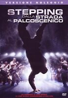 Stepping Dalla strada al palcoscenico DVD Rent Nuovo Sigillato