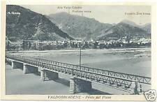 VALDOBBIADENE - PONTE SUL PIAVE (TREVISO) 1939