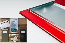 Spiegelbefestigung SafecliX bis 1,6m² verdeckte Spiegelhalterung Spiegel Halter
